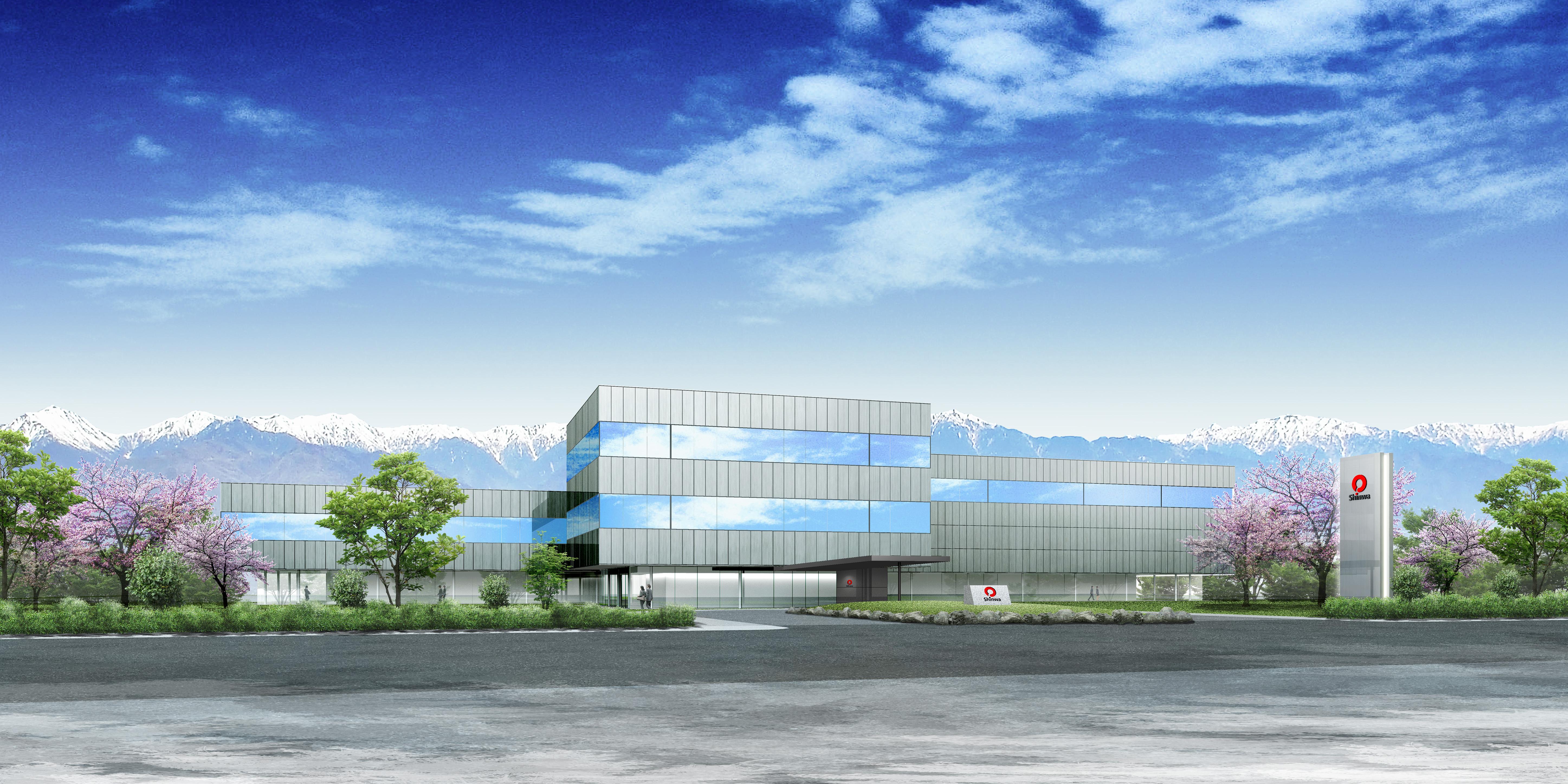 長野県伊那市に新工場を開設